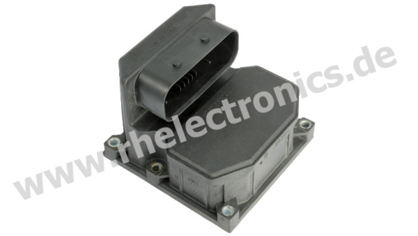 Repair ABS / ESP control unit RH-Type A02 - small version - view without valve block