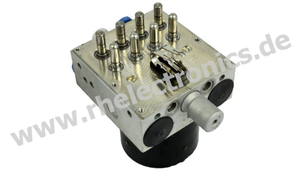 Repair ABS / ESP control unit RH-Type A02 - small version - view valve block only