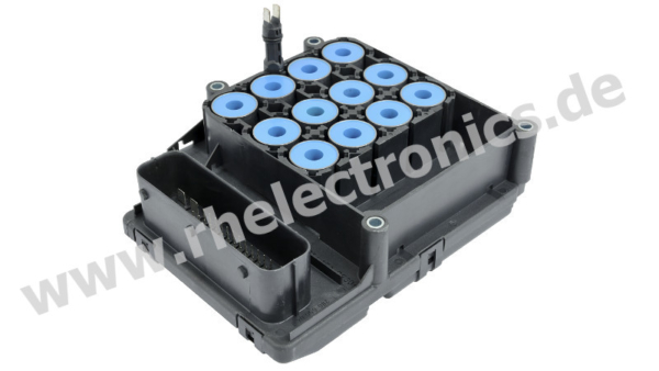 Repair ABS / ESP control unit RH-Type A08 - View without block