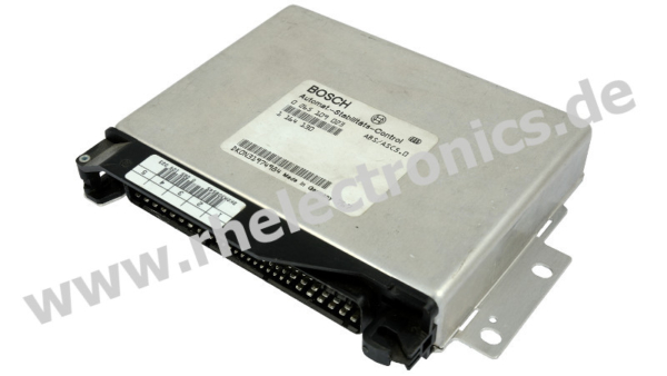 Repair ABS / ESP control unit RH-type A12 for BMW, Audi, VW - Bosch - BMW E39 to year 1998, E38 to year 1998