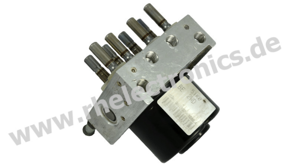 Repair ABS / ESP control unit RH type A14 - view only the block