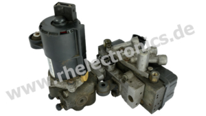 Repair ABS / ESP control unit RH-Type A15 VW / Audi