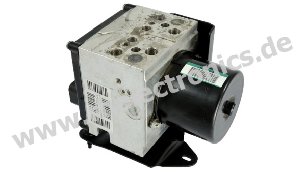 Repair ABS / ESP control unit RH type A16