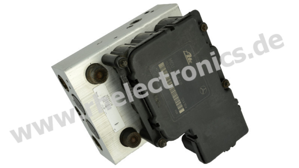 Repair ABS / ESP control unit RH type A22 - View complete with block