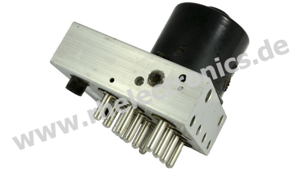 Repair ABS / ESP control unit RH type A22 - block view only