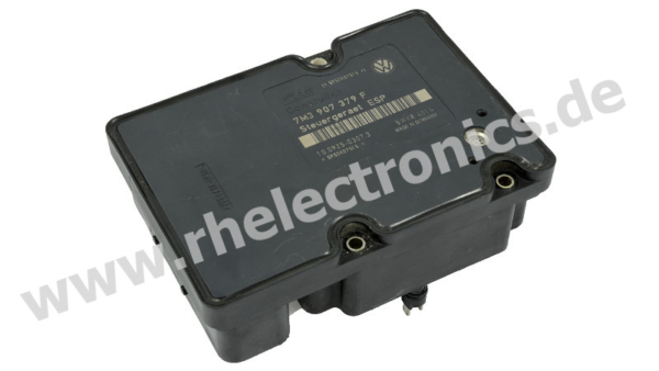 Repair ABS / ESP control unit RH type A25 - view without block