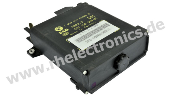 Repair ABS control unit for BMW motorcycles - Type AM9