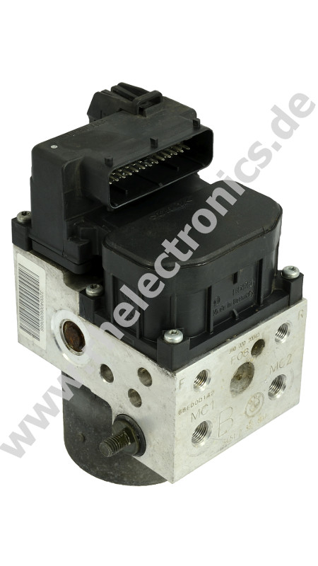 Repair ABS control unit motorcycle AM12