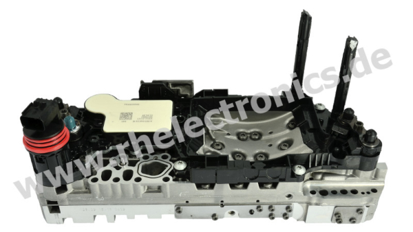 Repair gearbox control unit GS04 View with sliding switch box