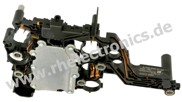 Repair gearbox control unit GS05 Mercedes A class W168 A140 and further - illustration without switch sliding box