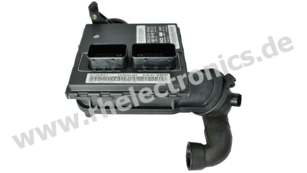 Repair engine control unit M02 Mercedes Benz