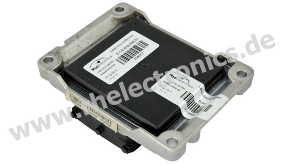 Repair engine control unit M09 - GM, Opel - Bosch Motronic