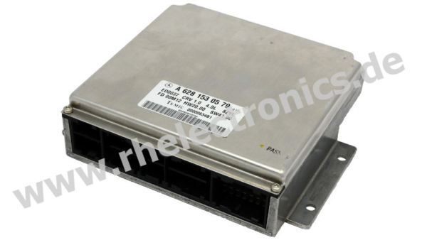 Repair engine control unit M26 Mercedes Benz G400CDI / ML400CDI / S400CDI