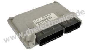 Repair engine control unit M43 - Audi A3 etc. - Siemens