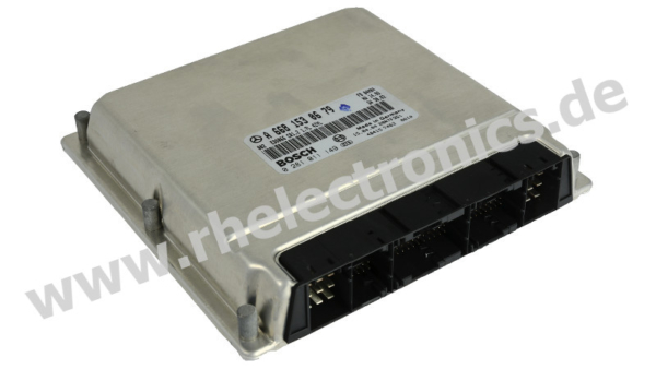 Repair Bosch engine control unit for Mercedes Benz M44