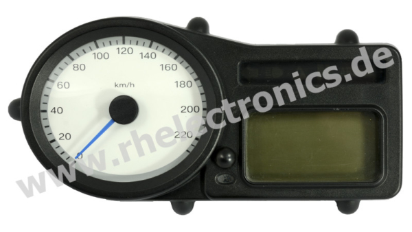 Repair control panel insert, instrument cluster, speedo BMW Motorrad - SM01