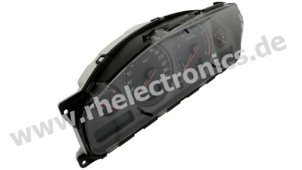 Repair control panel insert / instrument cluster S04 Volvo V70
