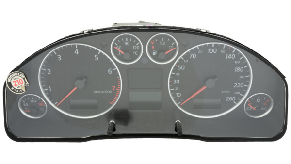 Repair panel insert / Instrument cluster / Speedometer for Seat, Skoda, VW