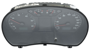 Repair control panel insert / instrument cluster / speedometer S23