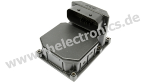 Repair ABS / ESP control unit RH type A02 - normal version - view without valve block