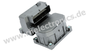 Repair ABS / ESP control unit RH-Type A04 - picture without valve block