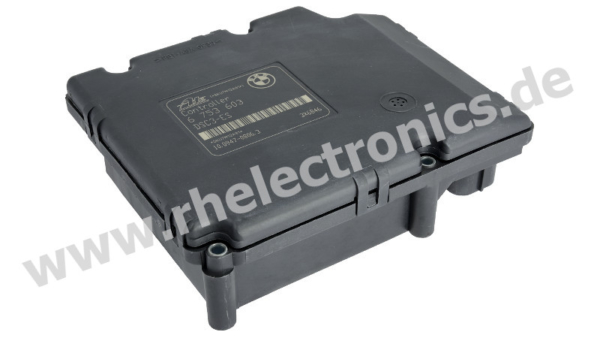 Repair ABS / ESP control unit RH type A08 - view without block